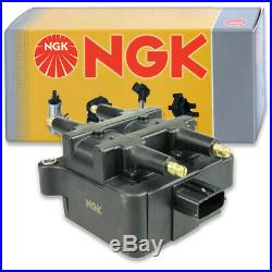 1 pc NGK Ignition Coil for 1999-2004 Subaru Forester 2.5L H4 Spark Plug pa