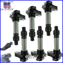 12pc ignition coil ACDelco DoublePlatinum spark plug kit GM Cadillac uf569 d515c
