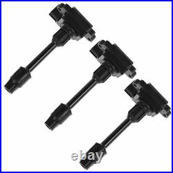 1A 6 Piece Ignition Coil Full Set Kit for 95-99 Nissan Infiniti Maxima