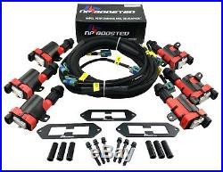2JZGTE Ignition Coil Conversion Kit for 2JZ-GTE GM LQ9 HI OUTPUT Coils w Harness