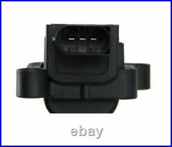 4 x BERU Ignition Coils + BOSCH Spark Plugs OEM for Mercedes C250 SLK250 (12-15)