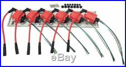 6 Pack Supra Aristo Smart Coils IGN1A 2JZGTE Ignition Conversion Kit Bracket Set