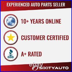 6 pcs NGK Ignition Coil for 2006-2009 Chevrolet Trailblazer 4.2L L6 Spark lr