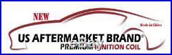 8pc Ignition coil NGK OE spark plug kit for Nissan 1.8L 2.0L 2.5L, uf549 9029