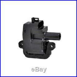 8x Ignition Coil with NGK Lead Kit for Holden Commodore VT VX VY WH WL WK 5.7L LS1