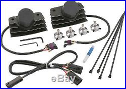 Accel stealth supercoil ignition coil kit Harley 01-17 touring FXD FLHT FXST