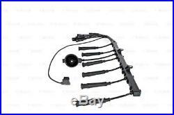 BOSCH Ignition Leads Cables SET Fits BMW E30 Estate Saloon 2.0-2.7L 1983-1993