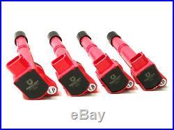 Becker High Performance Direct Ignition Coil Kit for Honda/Acura 2.0L 2.4L I4