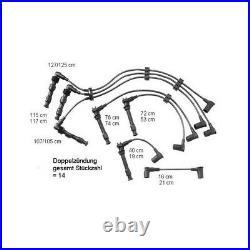 Beru Zündkabelsatz ZEF601 für Porsche 911 3.6 3.8