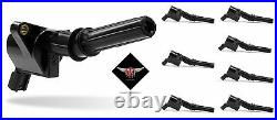 Complete Tune Up Kit 1998-2011 Lincoln Town Car Heavy Duty Ignition Coil DG508