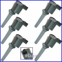 Delphi GN10226 Ignition Coil Kit Set of 6 for Ford Mercury Mazda 3.0L V6 New