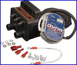 Dynatek 2000I Single Fire Ignition and Coil Kit D2KI-5P Harley 70-98 Carb'd