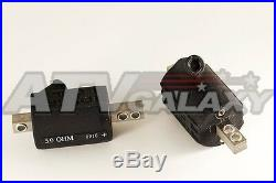 Dynatek Ignition Coils/Coil Kit 5.0 ohms DC10-1 Dyna CDI Harley Davidson Dynatec