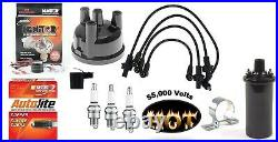 Electronic Ignition, Tune up Kit & Hot Coil Ford 2000, 3000, 4000 3 Cyl Tractors