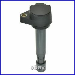 Engine Ignition Coil & NGK Spark Plug Kit 12 Piece Set for Acura Honda