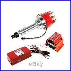 Fits Pontiac 326 400 455 Pro Billet Distributor 6AL CDI Ignition & Coil Kit