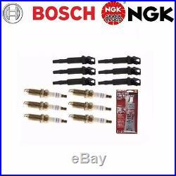 For BMW E60 E70 E82 E90 X5 Ignition Service Kit Ignition Coil Spark Plugs
