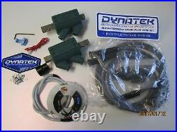 For Suzuki GS1100G Shaft Dyna S Ignition Dyna Coils and Plug Leads complete kit