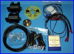 Honda CB750 550 400 SOHC elektronische Zündung Boyer elec. Ignition kit 2 Coils