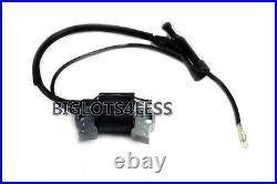 Honda Gx340 11hp Gx390 13hp Pull Start Carburetor Ignition Coil Spark Plug Kit