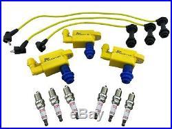 Ignition Coil Pack Service Kit 1JZ-GTE 2.5L 2JZ-GTE Twin Turbo 2JZ-GE 3.0L VVTi