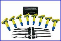 Ignition Coil on Plug Conversion Kit for 89-97 Lexus LS400 SC400 GS400 4.0 1UZFE