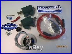 Kawasaki Z400 Z500 Z550 Dyna S Ignition, Dyna Coils and Plug Leads complete kit
