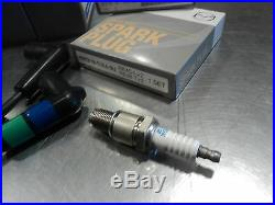 Mazda RX-8 04-11 New OEM tune up kit plugs, wires, ignition coils & oil filter