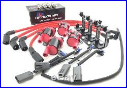 Mazda RX8 RX-8 D585 HI Output GM Ignition Coil Conversion Kit with NGK Spark Plugs