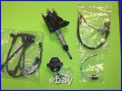 Mercruiser 3.0 L 2.5 Delco EST Ignition Distributor Kit coil wires conversion