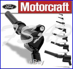 Motorcraft Tune Up Kit 2004-2005 Ford F150 4.6L Motorcraft Ignition Coil DG508