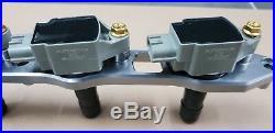 NISSAN RB26 2000HP R35GTR ignition COIL KIT with R33GTR plugin coil loom