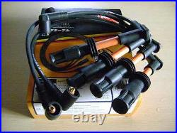 Ngk Ignition Leads Cables Alfa Romeo Ts 145 146 147 156 166 Spider 1.6 1.8 2.0