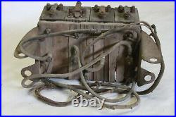 Original 1920's Ford Fordson Tractor Model T Ignition Coil Buzz Box with 4 Coils