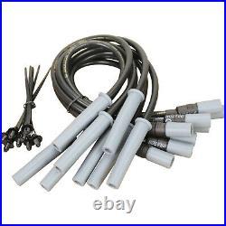 PERFORMANCE KIT Spark Plug Wire set and Ignition Coils for 2010-2014 Raptor 6.2L