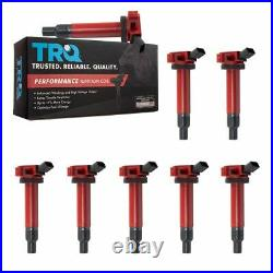 Premium High Performance Engine Ignition Coil Kit of 8 for Toyota Lexus