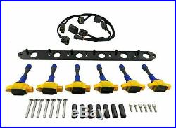 RB R35 VR38 Ignition Coil Pack Conversion Harness Loom Kit for RB25DET RB26DETT