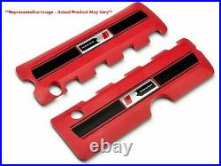 ROUSH Red Coil Cover Kit Engine Cover for 11-17 Ford F-150 5.0L 422051