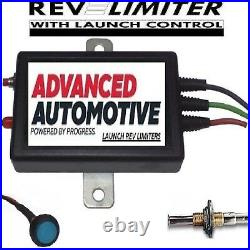 Rev Limiter With Launch Control For Coil & Distributor Full Kit Easy Fit ADV