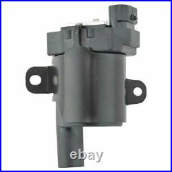 Round Ignition Coil Set of 8 V8 Kit for Cadillac GMC Buick Chevy Pickup Truck
