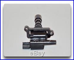 (Set) Spark Plug Wire Set & 3 Kits Ignition Coil Fits Kia Sorento 03-06 V6 3.5L