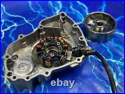 Stater flywheel Ignition Coil Magneto motor Kit Engine Motor Honda Crf450x