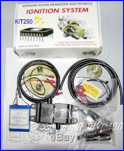 Suzuki GS550 GS1000 elektr. Zündung Boyer Spulen elec. Ignition kit with Coils