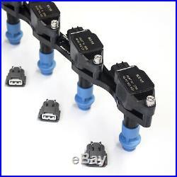 TAARKS Hitachi Ignition Coil Conversion Kit 1JZ, 2JZ to R35 GTR 1JZ-GTE 2JZ-GT