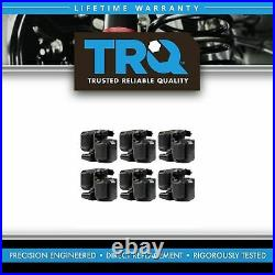TRQ Ignition Coil Pack Set of 6 Kit for CL Mercedes Benz CLK E ML C