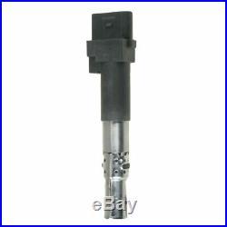 TRQ Ignition Coil with V6 3.2L 3.6L Set of 6 Kit for TT Cayenne Passat