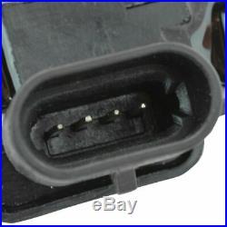 TRQ Square Ignition Coil 8 Piece Kit Set for Chevy Silverado GMC Pickup Truck V8