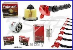 Tune Up Kit 2000 Ford F150 V8 5.4L High Performance Ignition Coil DG508 SP479
