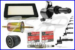 Tune Up Kit 2004-2006 Ford F150 5.4L Ignition Coil DG511 Spark Plug SP546 PA5528