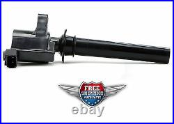 Tune Up Kit 2006 Ford Escape V6 3.0L Heavy Duty Ignition Coil DG513 FD502 DG500